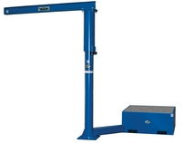 Portable Offset Jib Cranes