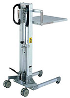 Fully Portable Aluminum Load Lifter