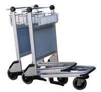 Nestable Multi-Use Cart with Brake