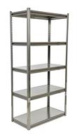 Stainless Steel Solid Rivet Shelving