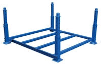 Internestable Portable Stackable Rack Systems