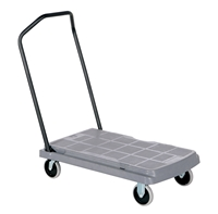 Versatile Platform Trucks with Fold Down Handle