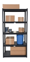 Powder Coated Boltless Shelving