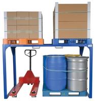 Pallet Cargo Decker