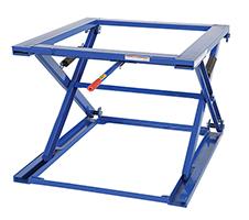 Adjustable Pallet Stands