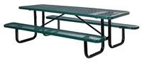 Picnic Tables - Steel Mesh