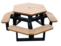Picnic Tables & Benches - Recycled Plastic
