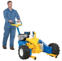 Gas Powered Trailer Mover