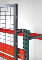 Back Guards for Pallet Rack