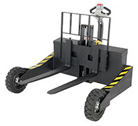 Electric Powered Rough Terrain Pallet Trucks