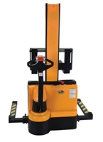 Narrow Mast Stackers with Powered Drive and Powered Lift