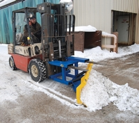 Snow Plows & Front Loaders
