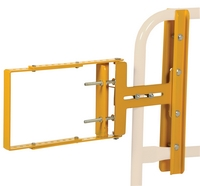Self-Closing Steel Gates (Adjustable Width)