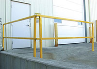 Square Safety Handrails