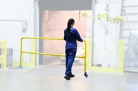 Economical Safety Swing Gates