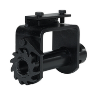 Truck Mounted Strap Winches