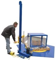 Low Profile Stretch Wrap Machine