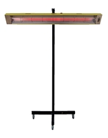 Portable Quartz Infrared Spot Heater