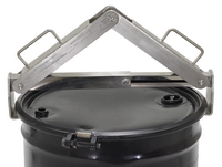 Stainless Steel Vertical Drum Lifter