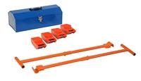 Steel Machine Rollers & Accessories