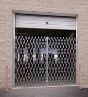 Galvanized Folding Gates