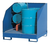 Retention Basins & Containers
