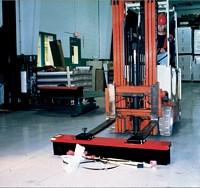 Fork Truck Mounted Brush Sweepers