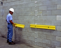 Polyethylene Wall Protector