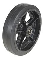 Mold On Rubber Wheel