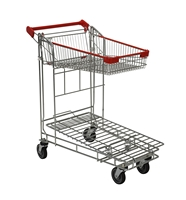 Nestable Wire Carts