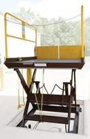 Premium Truck Scissor Dock Lifts