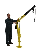 Winch Operated Truck Jib Cranes