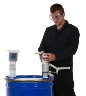 Vestil Aerosol Can Recycling System