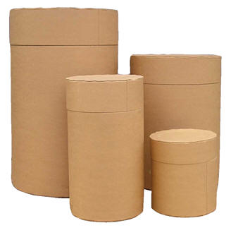 Vestil - Fiber Drums