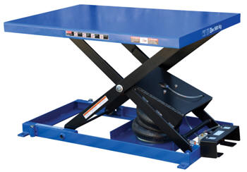 Vestil Air Bag Lift Table