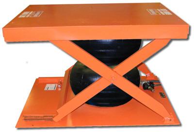 Vestil Air Bag Lift Table
