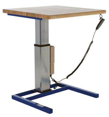 Vestil - Adjustable Height Work Tables