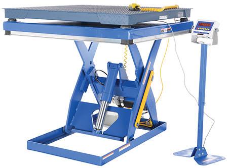 Vestil Scale Option For Scissor Lift Tables