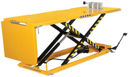 Vestil Motorcycle Lift Table