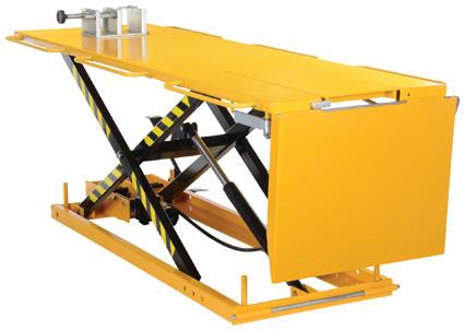 Vestil Motorcycle Lift Table