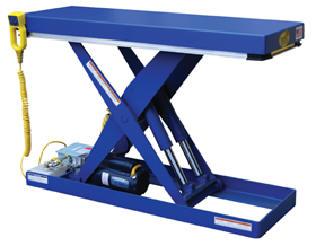 Vestil Shorty Scissor Tables