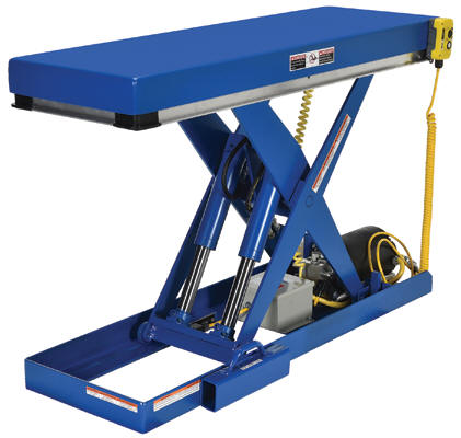 Vestil Narrow Scissort Lift Tables