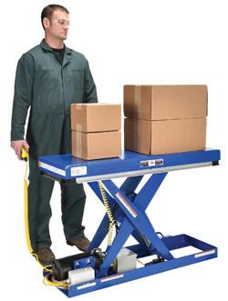 Vestil Narrow Scissort Lift Tables