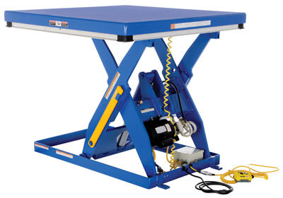 Vestil Electric Hydraulic Scissor Lift Table