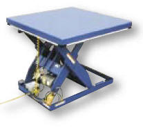 Scissor Lift Tables, Pallet Servers & Carts