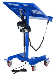 Vestil Mobile Tilting Work Tables