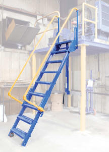Vestil Industrial And Commercial Ladders