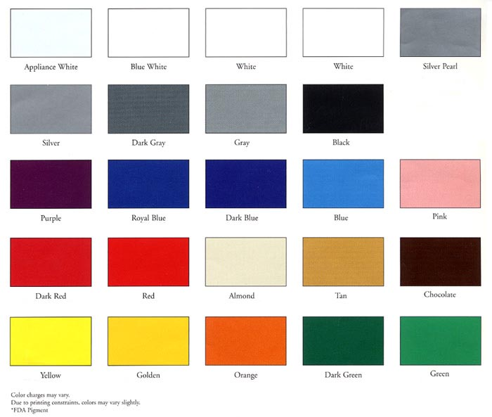28 anchor paint color chart