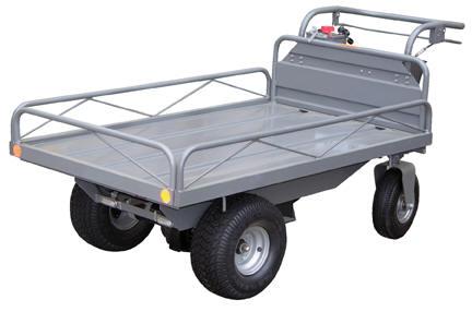 Vestil Ne Cart Traction Drive Cart