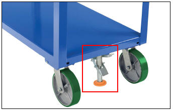 Floor Locks Are Ideal For Maintenance And Construction Facilities. The Unit  Is Designed To Create A Stable Environment, While Decreasing The Chance Of  ...